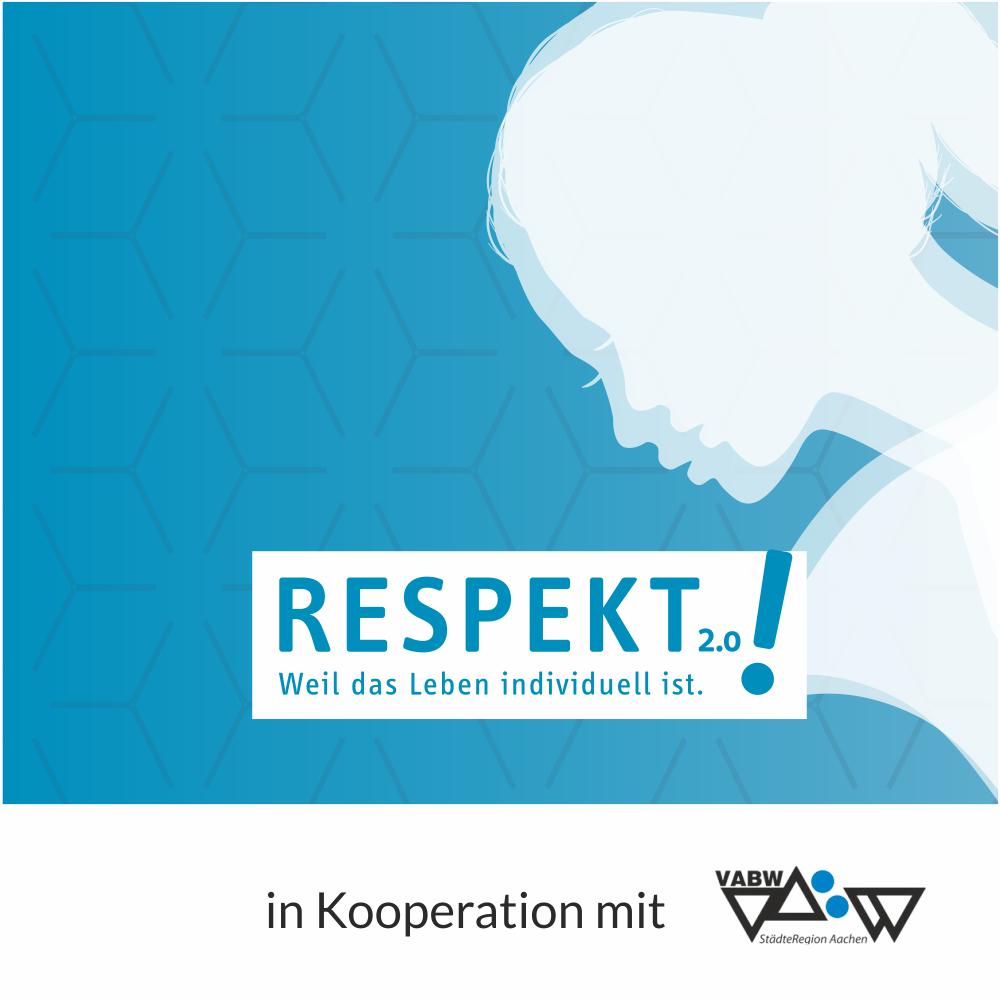 Sprechstunde RESPEKT 2.0 - Weil das Leben individuell ist.